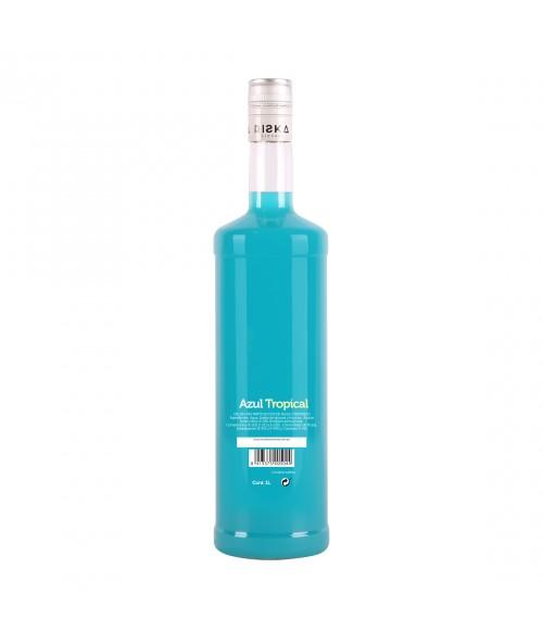 Azul tropical sin alcohol